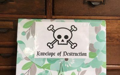 The Envelope of Destruction